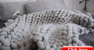 Chunky knit blanket. 21 micron merino wool. Super chunky blanket. Cozy blanket. Giant knitted merino wool blanket. Cozy throw