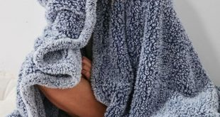Cozy throw blankets to warm up your home decor.