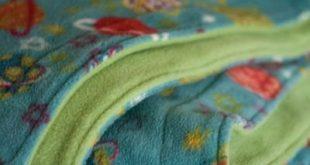 Fleece Blanket Tutorial