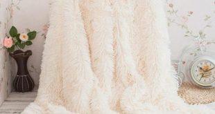 Soft milky way fuzzy blanket