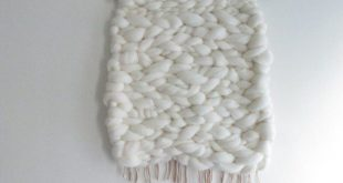 Extra Large Woven Wall Hanging - Cloud - Wall Decor - Nursery - Housewarming Gift - Baby Gift - Mod