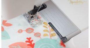 Minky Baby Blanket Pattern + Free Sewing Pattern, How to Sew Minky Blanket, Mink...