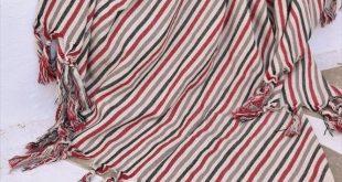 Anatoli Co SAGE Handwoven Towel