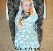Diy Baby Blanket No Sew Car Seats 16 New Ideas 2019 Diy Baby Blanket No Sew Ca...
