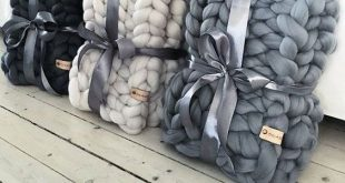Fall/Winter Chunky Blankets For Home