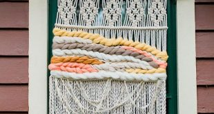 Large Woven Wall Hanging Macrame Wall Hanging Large Above   Etsy