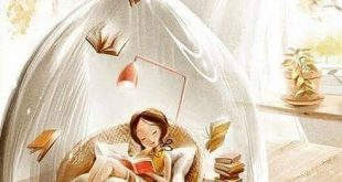 Reading Time #literature #books #reading #reader #art #drawing #illustration #pa...
