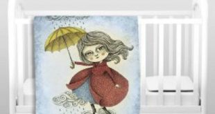 Blanket Ultra Soft Fuzzy Fleece 4 SIZES! from DiaNoche Designs by Amalia K - Hom...