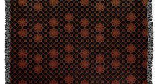 Ebern Designs Leffel Lattice Woven Blanket