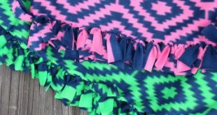 Everything you ever wanted to know about making fleece blankets! 2019 Everythi ...