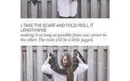 Best How To Wear Flannel Winter Blanket Scarf Ideas
