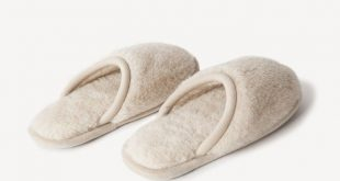 Hygge House Slippers - Natural