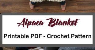 Make an Alpaca Blanket