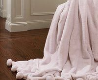 Mongolian Soft Shaggy Fauxfur Throw   Overstock.com Shopping - The Best Deals on Blankets & Throws