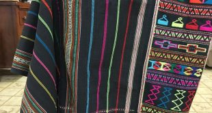 Montagnard Ede hand woven blanket