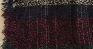 extra-large scarf/wrap Super soft and fuzzy blanket scarf to wrap for days. Twee...