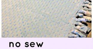no sew baby blanket [via sogezellig.blogsp...]